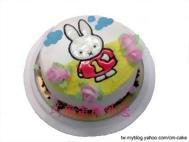 Miffy造型蛋糕