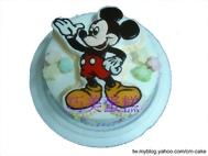 歡樂米奇(2D)造型蛋糕