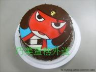 GIRORO造型蛋糕