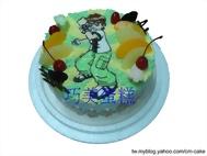 BENTEN造型蛋糕