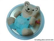 玩具熊+奶嘴造型蛋