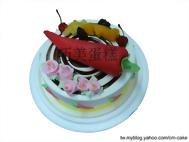 辣椒造型蛋糕