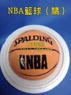 NBA籃球(橘)