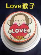 LOVE猴子