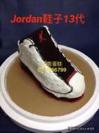 Jordan鞋子13代
