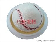 棒球造型蛋糕