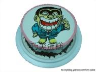 兩津戡吉造型蛋糕