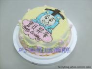 湯瑪士小火車造型蛋糕