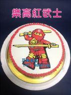 樂高紅武士