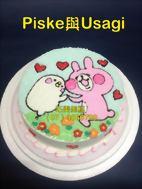 Piske與Usagi