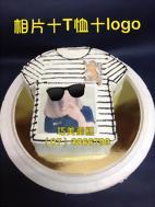 相片+T恤+LOGO