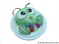 螳螂造型蛋糕