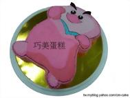 企業商品標誌Logo 造型蛋糕