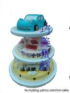 多層造型蛋糕-2