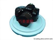 Nikon D90照相機造型蛋糕