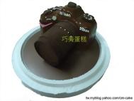 NIKON D7000單眼相機造型蛋糕