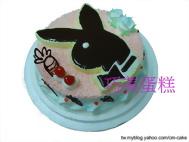 PLAYBOY造型蛋糕