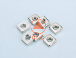 (1) 螺帽 OEM PRODUCTS-SQUARE MACHINE SCREW NUT