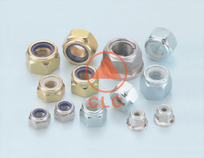 20 螺帽 DIN982/985/6926/980M、JIS U-NUT、IFI NYLON INSERT NUT