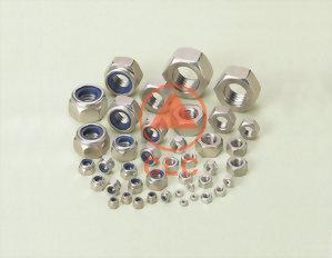 30 螺帽 DIN982/985/934/439/UNI5587、IFI HEX FINISH/JAM/HEAVY NUT