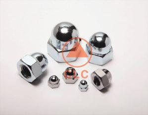 34 螺帽 DIN1587/917、HEX CAP NUT