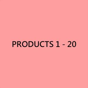 螺帽產品 1 - 20