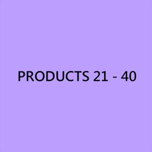螺帽產品 21 - 40