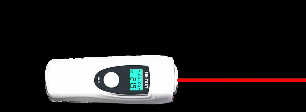 手提式紅外線測溫儀 NP10 (-30°C ~ 600°C)