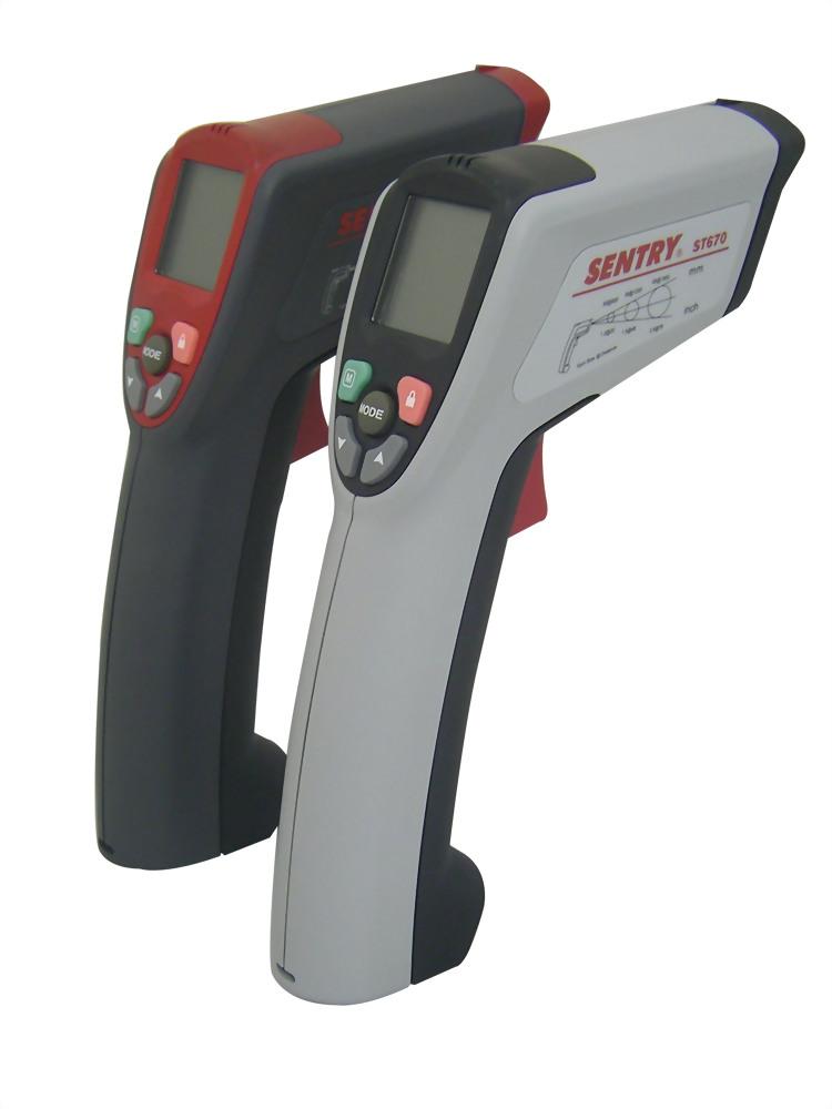 紅外線測溫槍 ST67X (-32°C ~ 1650°C )