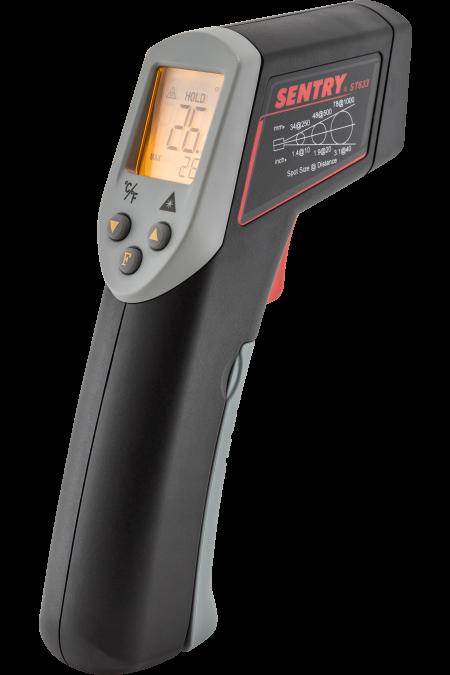 紅外線測溫槍 ST633 (-35°C ~ 630°C)