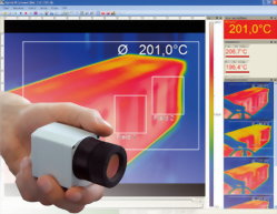 optris PI Thermalimager