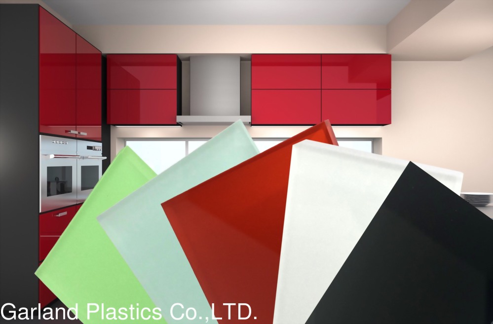 Various Colors Cabinet Imitation Piano Paint Panel Sheets