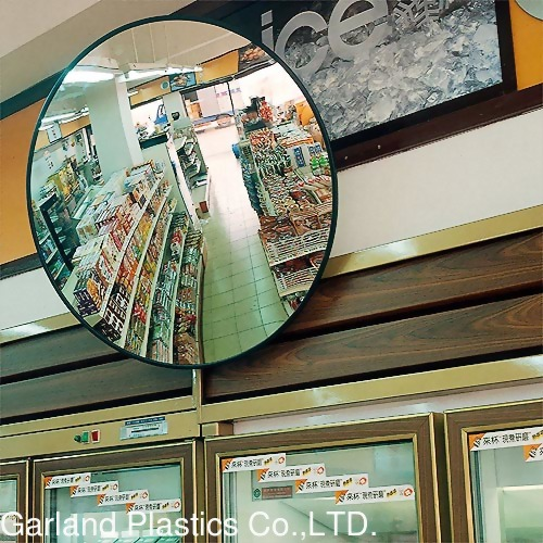 Convenience Store Blind Spot Anti-Theft Mirror