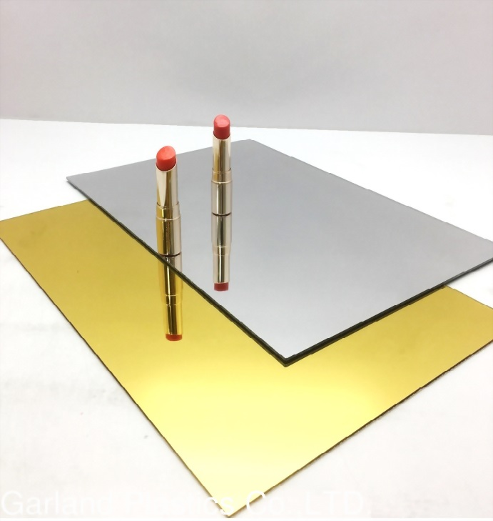 1.8mm Thick PS Mirror Sheet