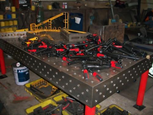 德國焊接桌