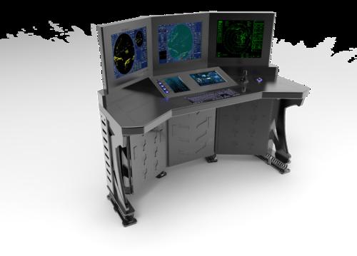 新式多功能通用指揮型操控台
