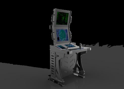 新式多功能通用任務型操控台
