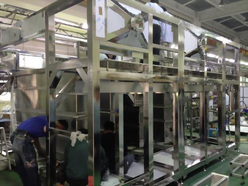 半導體設備白鐵骨架