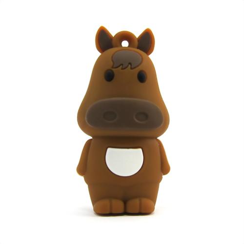 Xebe集比 8G 小馬造型USB隨身碟