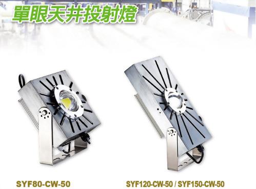 單眼天井投射燈