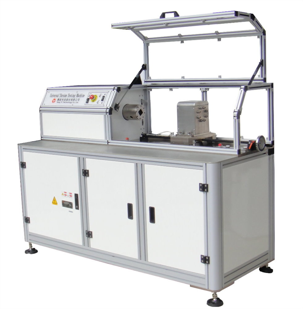 Horizontal Universal Torsion Testing Machine