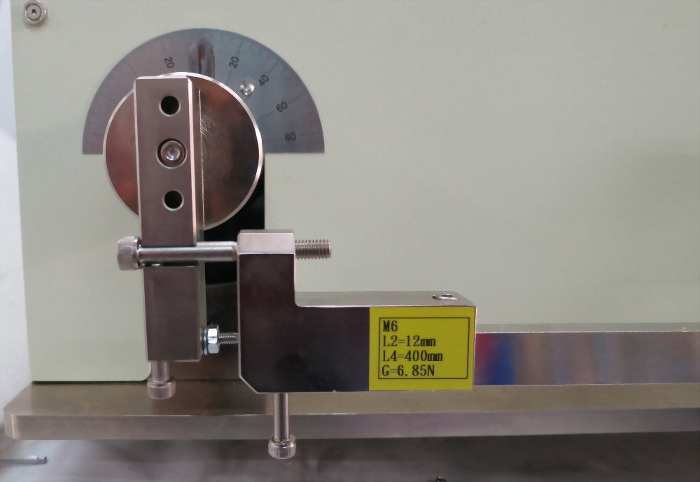 扣件彎曲試驗機