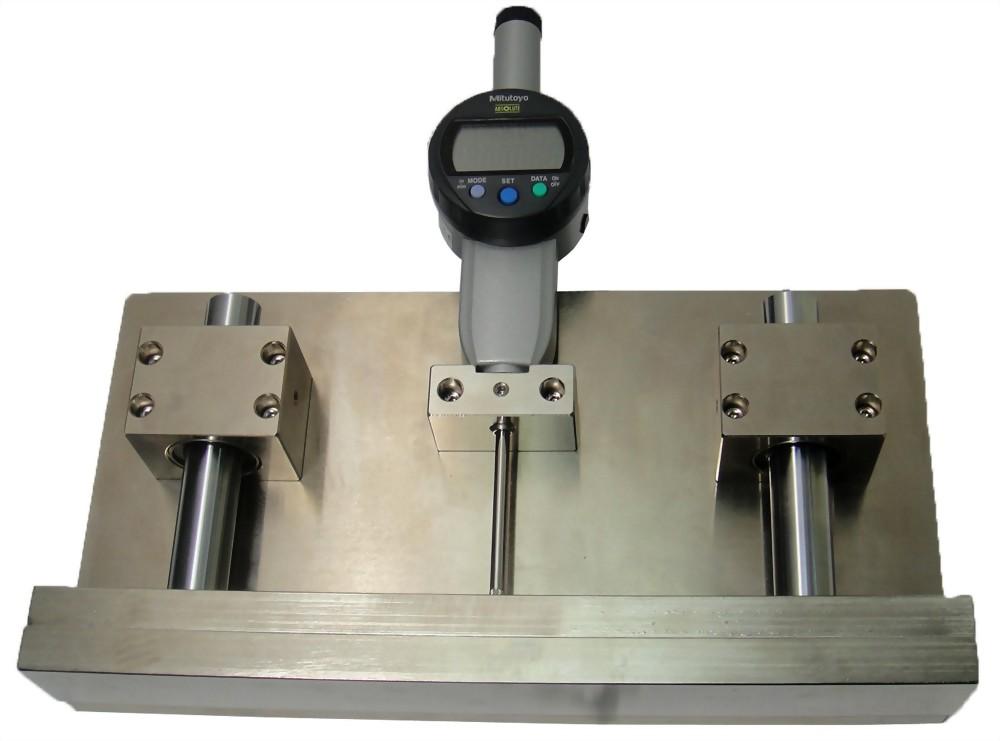 螺丝直度量测仪