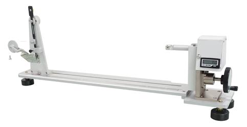 電動撚度測定機(手動)