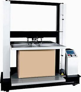 YM-H45 伺服紙箱抗壓試驗機