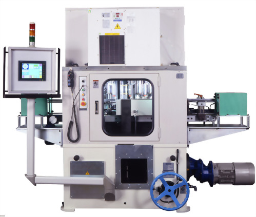 Vertical Type Embossing machine