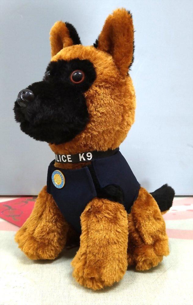 Polizeihund der Taichung Polizeistation (Version mit langen Haaren) 3
