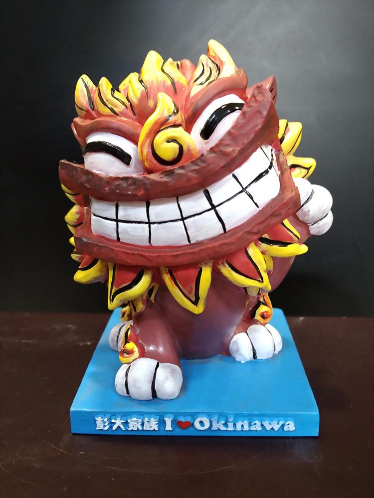 Búp bê phiên bản Q-Peng Da Family Wind Lion 1