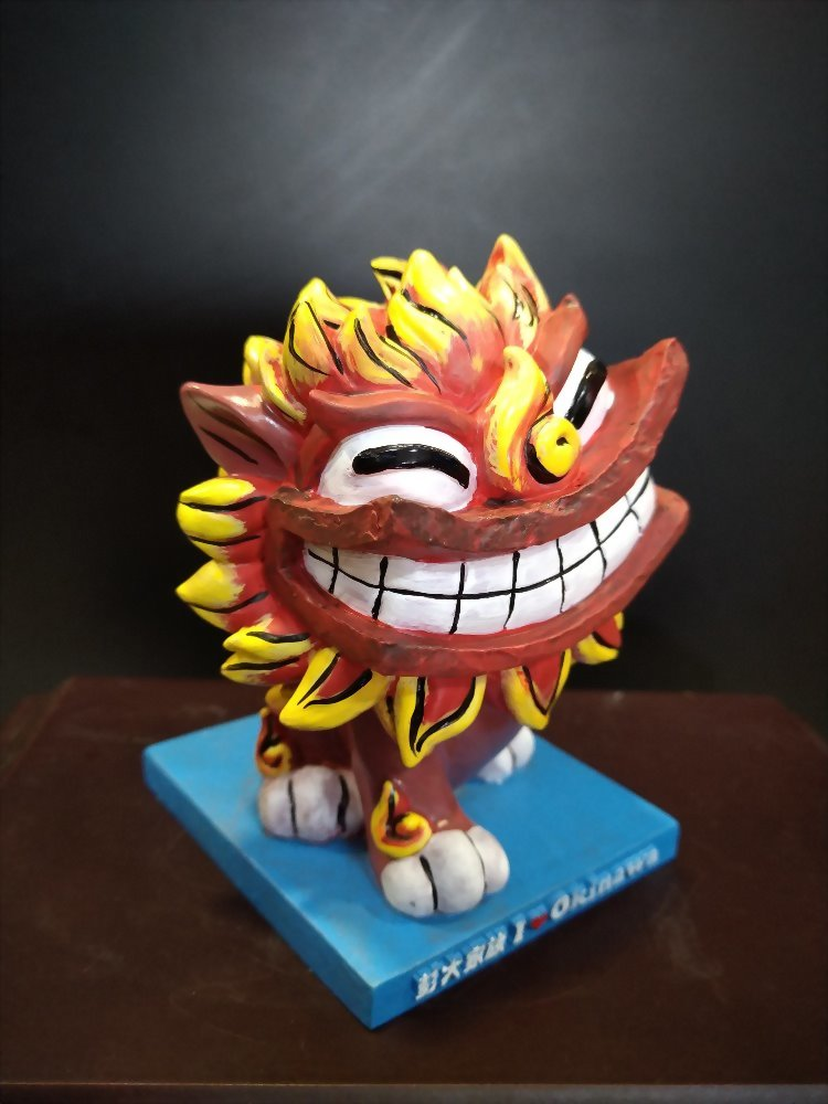 Búp bê phiên bản Q-Peng Da Family Wind Lion 3