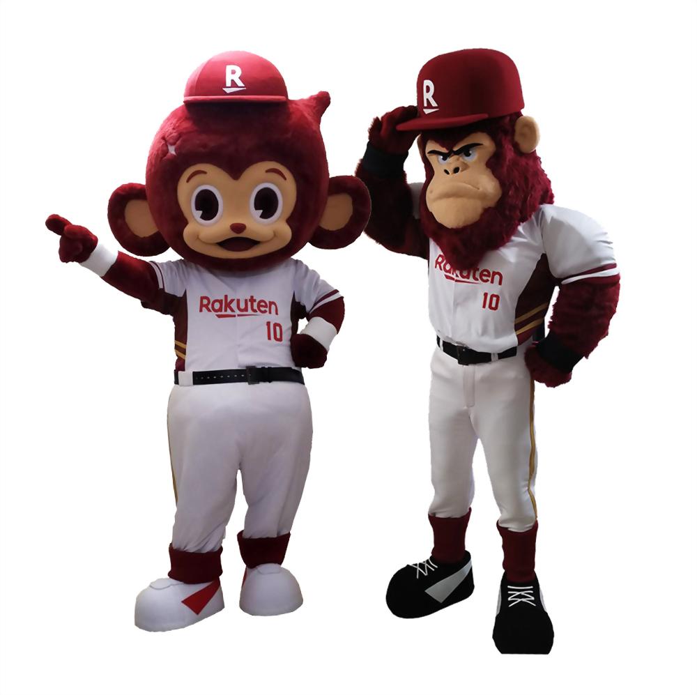 Trang phục múa rối (trang phục múa rối) -Lotte Peach Monkey (Sheng) & Ape Kid